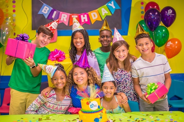 Birthday Parties Cincinnati
